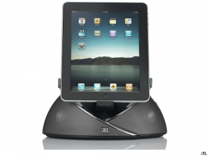 JBL introduces OnBeat speaker dock for iPad, iPhone and iPod